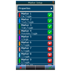 Nor150 Option 4 - Audio recording and markers including 1 event trigger