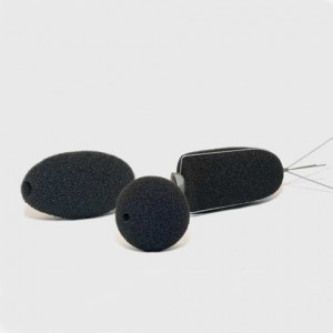 Microphone windscreens for Norsonic instruments