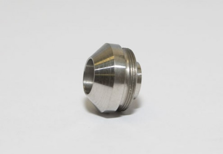 "Nor1276, 1/2"" to 1/4"" mic adaptor"