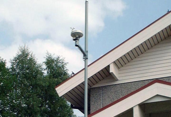 Norsonic Nor1329 Tiltable mast, 5,5 m