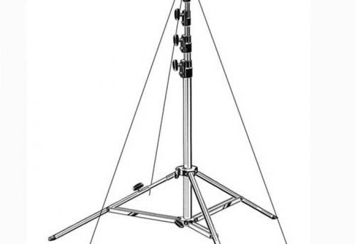 Nor1330 Portable microphone stand