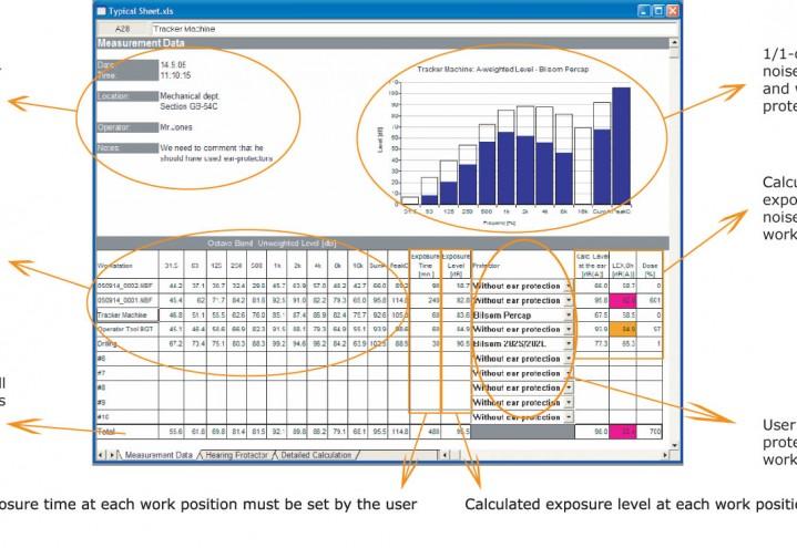 NorProtector software screenshot details