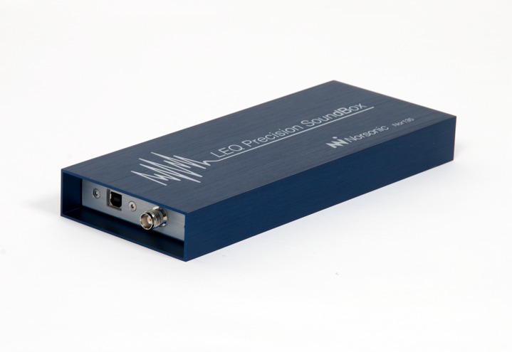 Nor135 LEQ Precision SoundBox