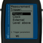 Nor139 Option 16 - Measurement trigger
