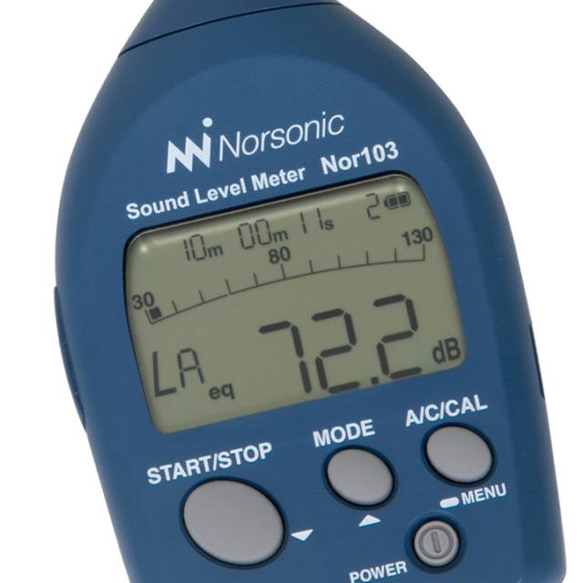 Sound Level Meter Nor103