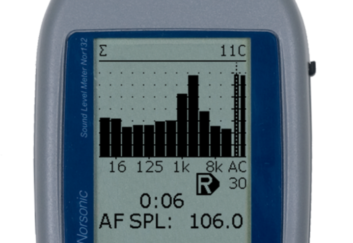 Nor132 Sound Level Meter
