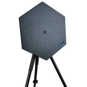 Norsonic Acoustic Camera - Hextile