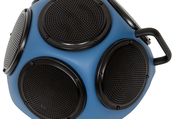Hemi-dodecahedron Loudspeaker Nor275 from Norsonic