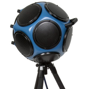 Dodecahedron loudspeaker Nor276