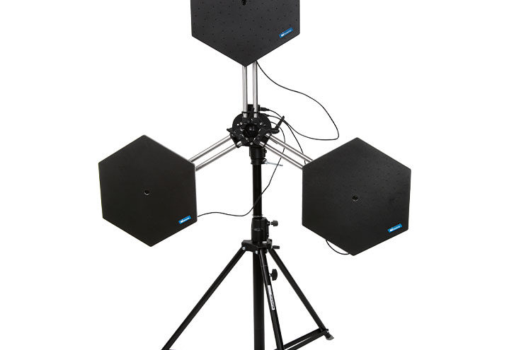 Norsonic Acoustic camera Multitile LF