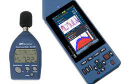 Nor103 and Nor145 sound level meters