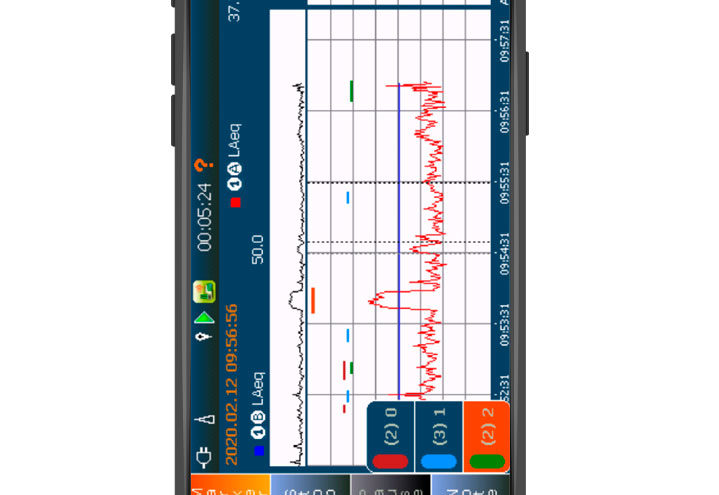 NorVirtual App - see the screenshot on your sound level meter on your smartphone or tablet